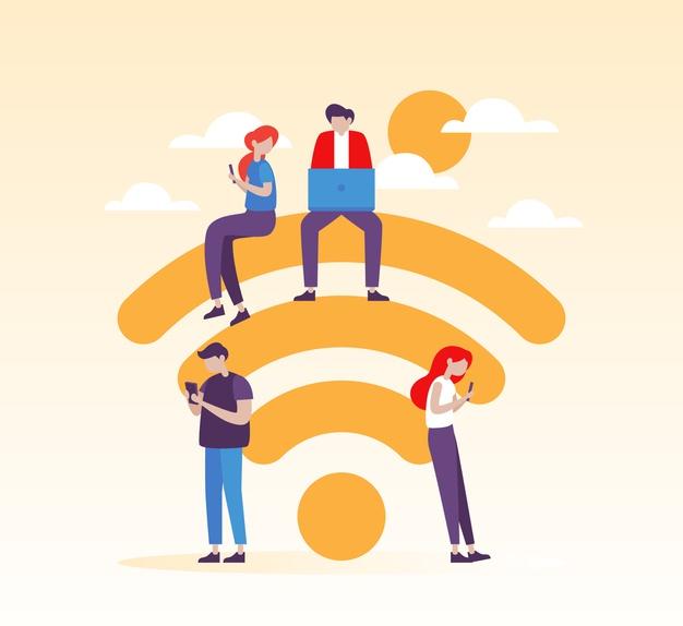 Dinas Kominfo Buka Akses Gratis Internet Bagi Warga Tuapejat