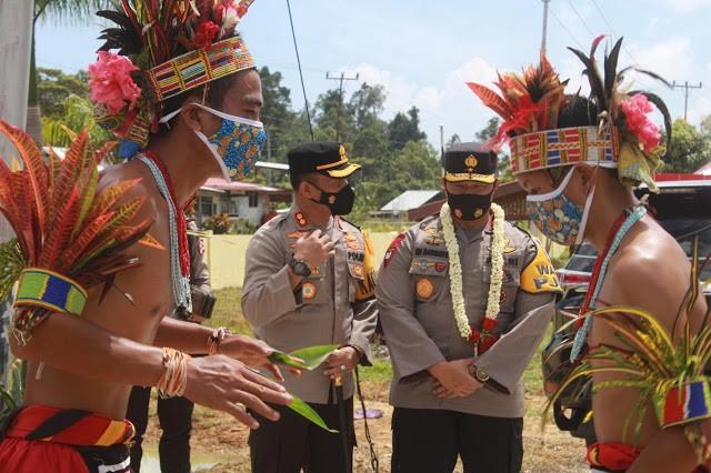 Wakapolda Sumbar Kunjungi Mentawai Sebut Panorama Mentawai Indah